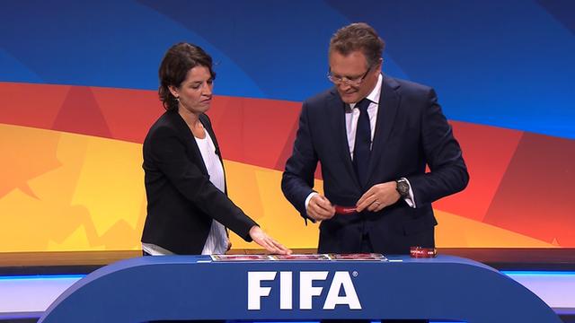FIFA bungle Women's World Cup 2015 draw
