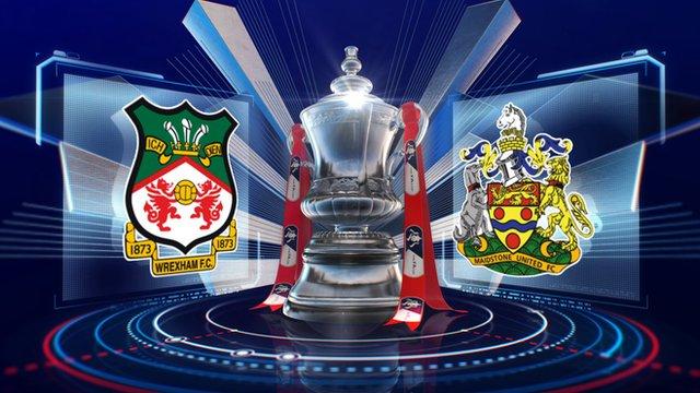 Wrexham 3-1 Maidstone United highlights