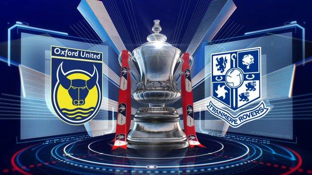 Oxford United 2-2 Tranmere Rovers highlights