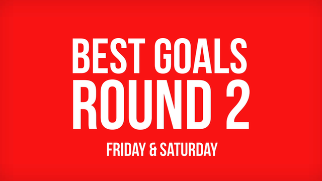 Friday & Saturday's best FA Cup goals