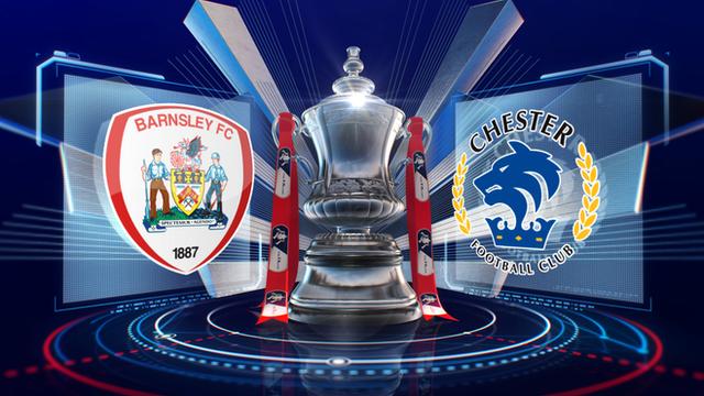 Barnsley 0-0 Chester highlights