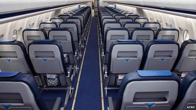 Acro seats