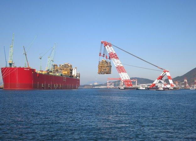 Prelude and crane