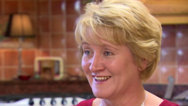 Tyrone woman Roisin Jordan has become the first female chairperson of a GAA county board in Ireland