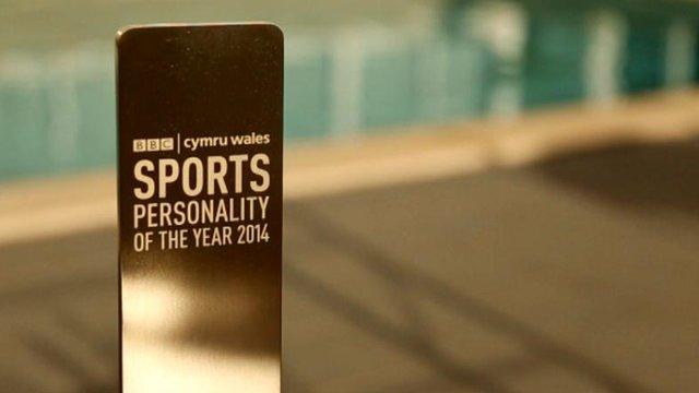 BBC Cymru Wales Sports Personality Trophy