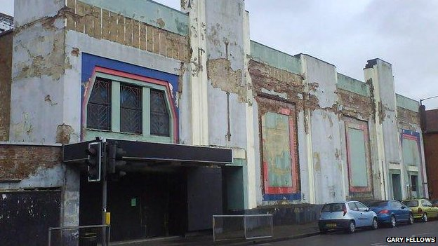 Former Odeon, St Albans