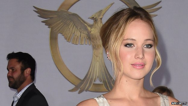 Jennifer Lawrence did not get the same income for someone in a similar position
