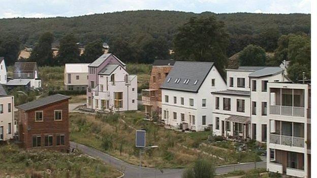 Cloughjordan eco-village
