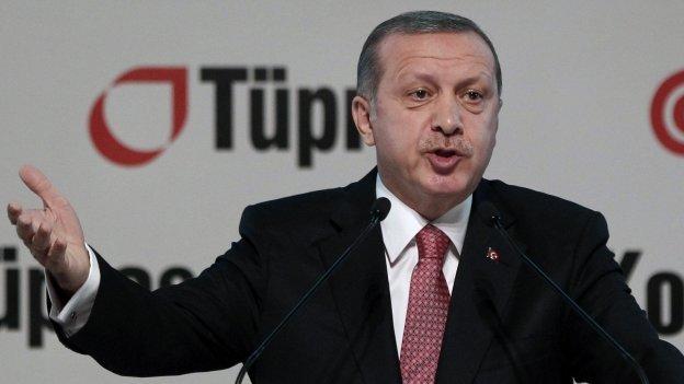 President Recep Tayyip Erdogan