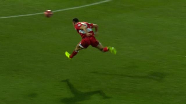 Accrington defender Tom Aldred