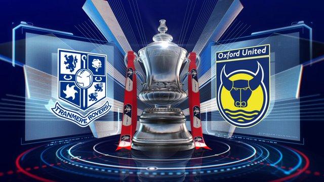 Tranmere 2-1 Oxford Utd highlights