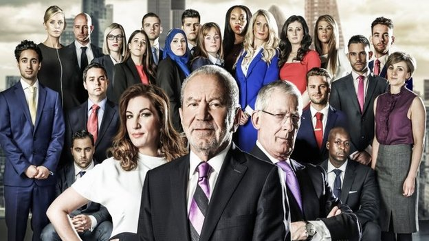 The Apprentice candidates
