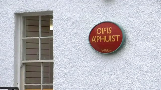 Oifis a' Phuist