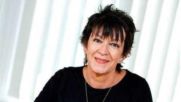 Comisiynydd y Gymraeg, Meri Huws.