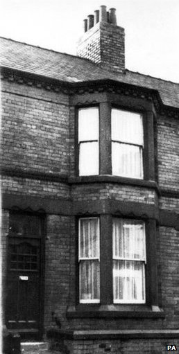 The house in Wolverton Street