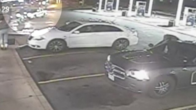 Still from CCTV ahead of the incident