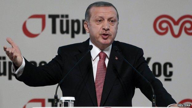 Recep Tayyip Erdogan, 15 Dec