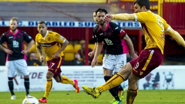 Highlights - Motherwell 1-0 Partick Thistle