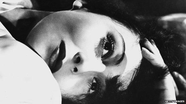 Luise Rainer, pictured in 1937