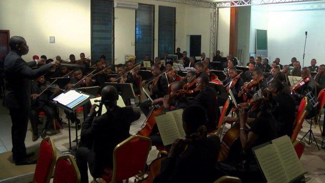 Orchestre Symphonique Kimbanguiste