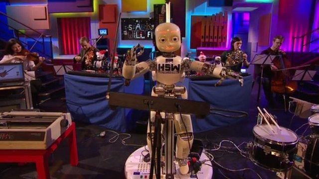 Robotic orchestra