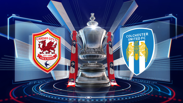 FA Cup: Cardiff 3-1 Colchester highlights