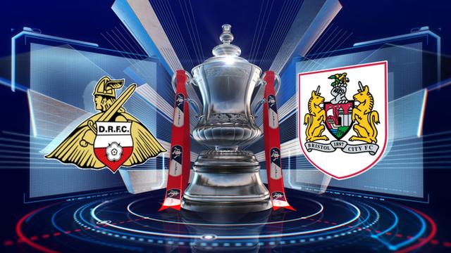 Doncaster v Bristol City highlights