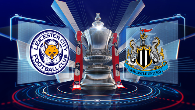 Leicester 1-0 Newcastle highlights