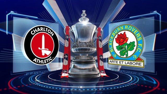 Charlton 1-2 Blackburn