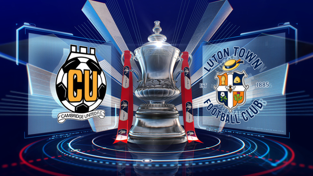 Cambridge 2-1 Luton highlights