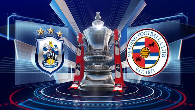 Huddersfield Town 0-1 Reading highlights