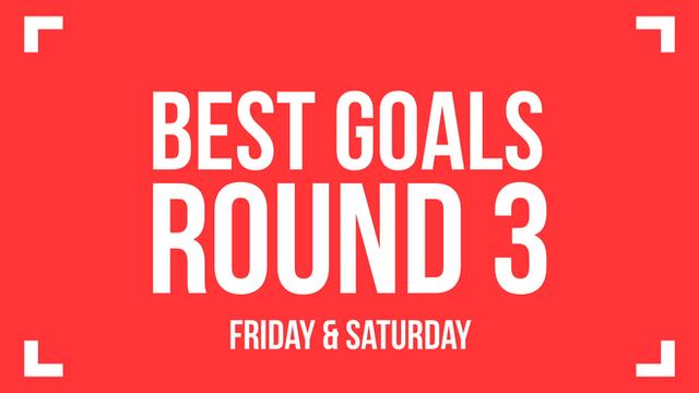 FA Cup third round: Best goals so far