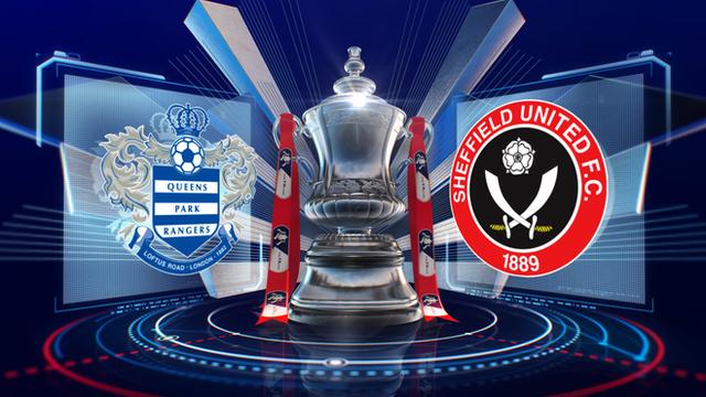 FA Cup: QPR 0-3 Sheffield United highlights
