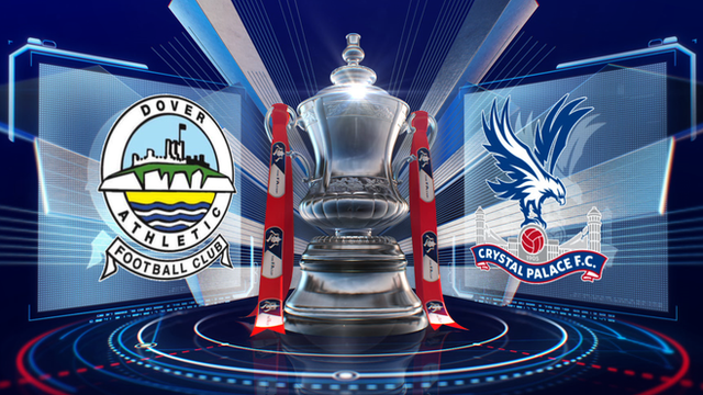 FA Cup: Dover 0-4 Crystal Palace highlights