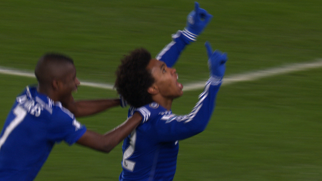 Willian scores a brilliant goal to give Chelsea a 1-0 win in their FA Cup third round tie against Watford.