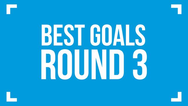 FA Cup third round: Weekend's best goals