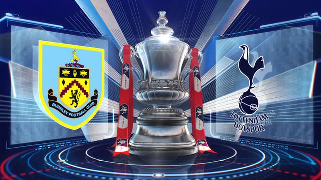 Burnley 1-1 Tottenham highlights