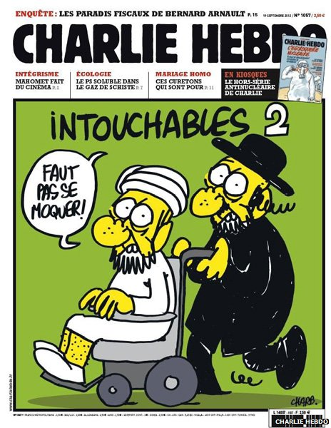 Charlie Hebdo And Its Place In French Journalism Bbc News