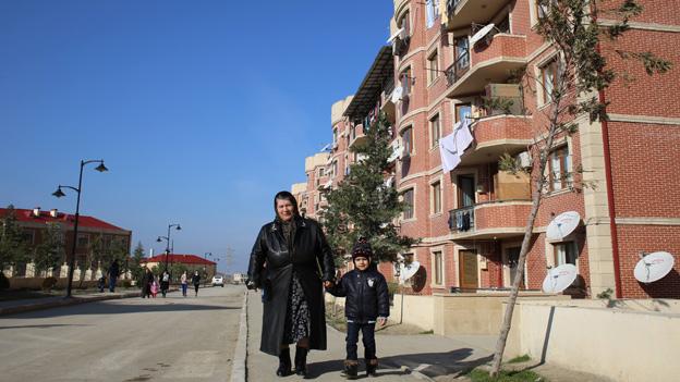 New housing for IDPs in Azerbaijan
