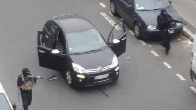 Two gunmen