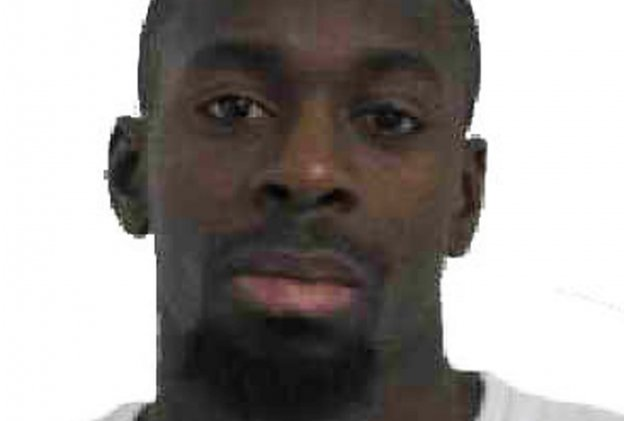 Handout provided by French police showing Amedy Coulibaly, aged 32, who is wanted in connection with the shooting of a French policewoman and hostage situation at a Kosher store in the Porte de Vincennes area of Paris.