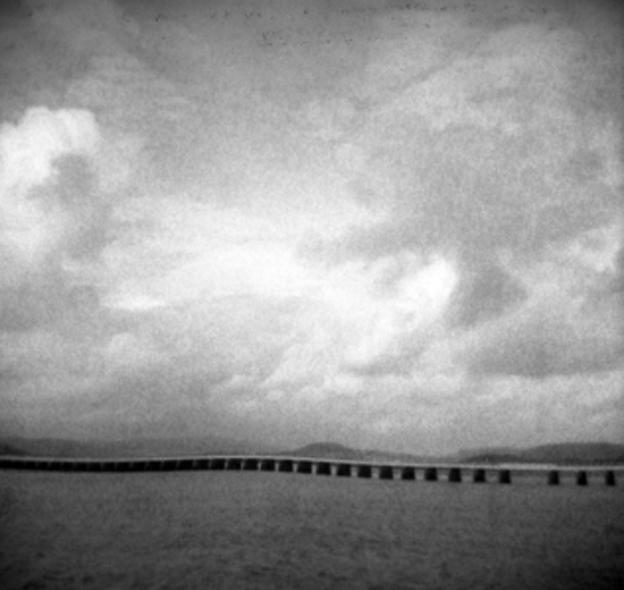 Railway bridge in Cumbria