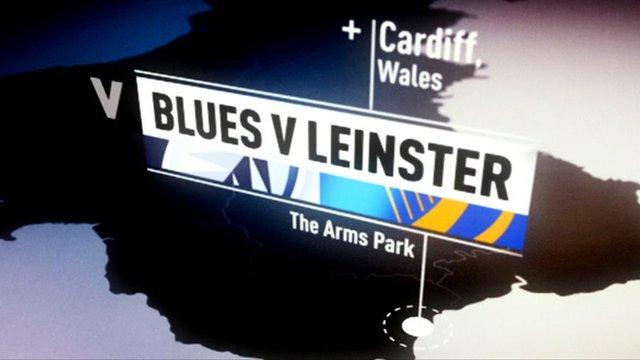 Scrum V highlights: Cardiff Blues 13-22 Leinster