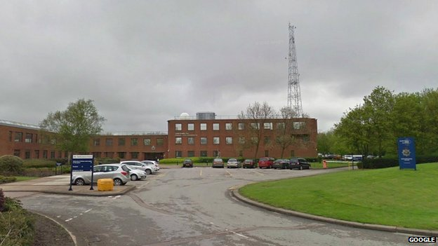 Bedfordshire Police HQ