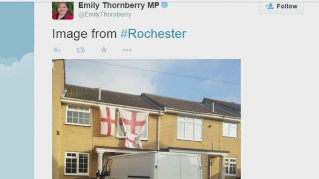 Emily Thornberry tweet