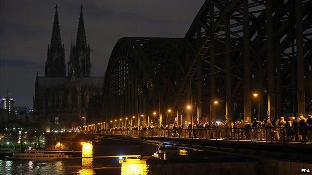 Cologne, 5 Jan 15