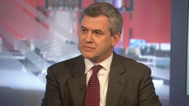 Daniel Benjamin on BBC World News America