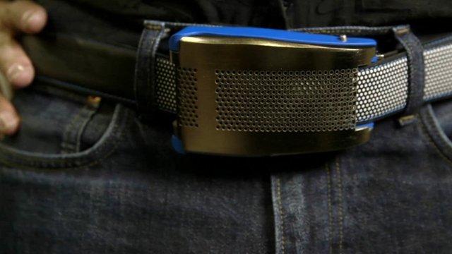 Belty - a smart belt