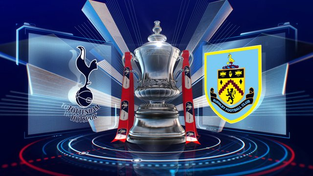 Spurs v Burnley