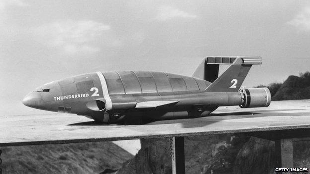 Thunderbird 2 whatever happened to the future? Whatever happened to the future?  80300379 thunderbird21965